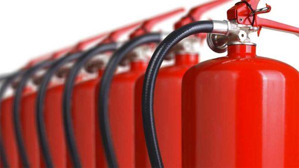 Reglamento de mantenimiento de equipos contra incendios