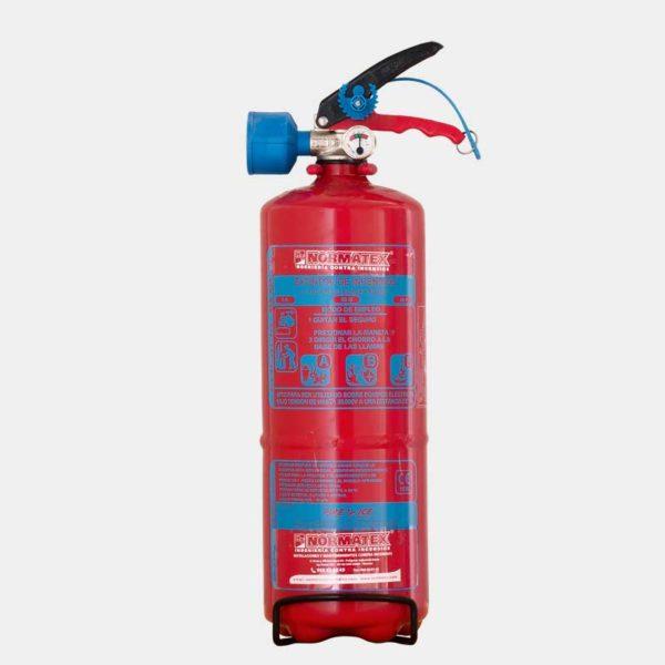 Extintor de agua de 2 L