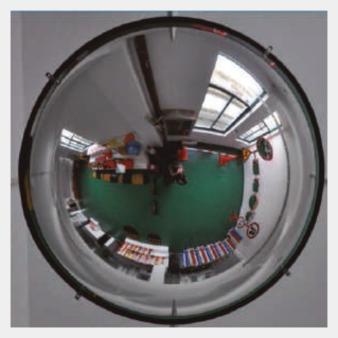 Espejo exterior 360 grados