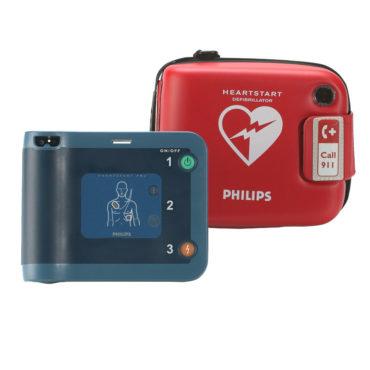 Desfibrilador automático externo Philips FRx