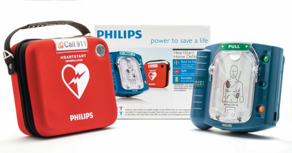 Desfibrilador Philips HS1