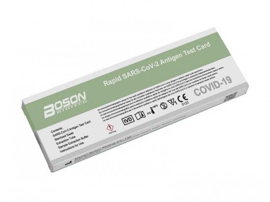 Test boson Biotech